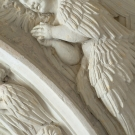Un Ange (détail)