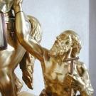 Reliquaire de Saint Martin : le pauvre d'Amiens