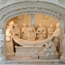 La mise au tombeau de Notre Seigneur Jésus-Christ