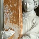 L'ange à la croix