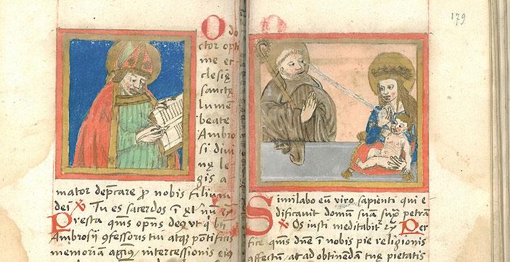 lectio manuscrit