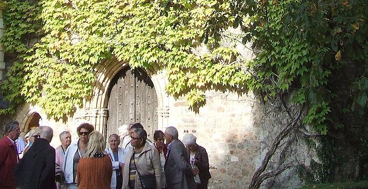 groupe abbaye de solesmes