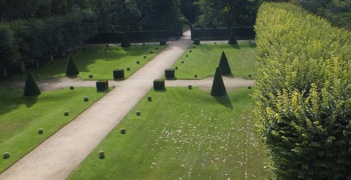 jardin solesmes