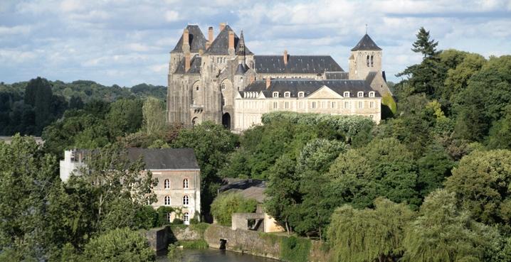 abbaye solesmes