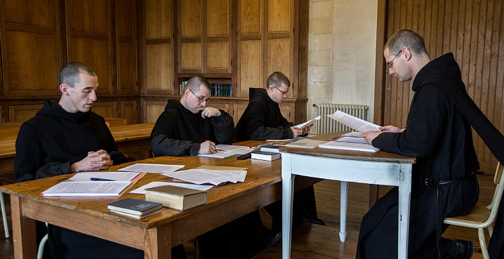 moines de Solesmes