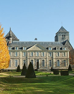 le prieuré de Solesmes